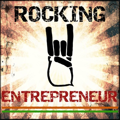 rocking entrepreneur