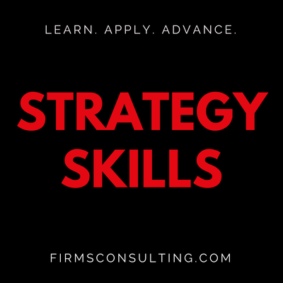 The Strategy Skill Podcast